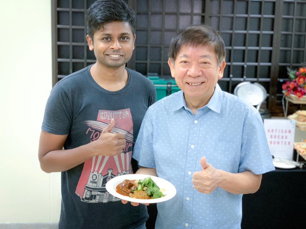 Khaw Boon Wan – Birthday Dinner Buffet